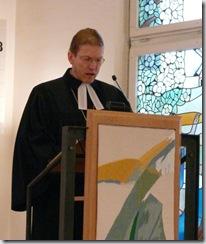 Oberkirchenrat Dr. Hans-Christian Brandy