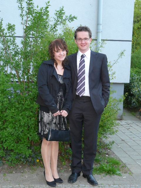 Karin Bergmann und Viktor Janke :-)
