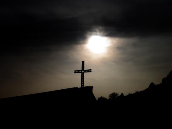 Das Kreuz ist das Gericht Gottes