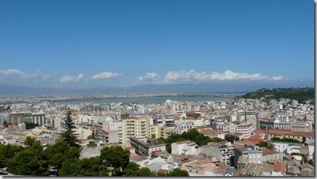 S Letzter Tag Cagliari in Sardinien
