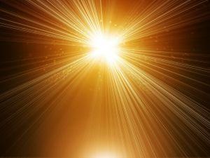 Jesus heißt uns leuchten mit hellem Schein