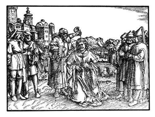 Salbung Sauls