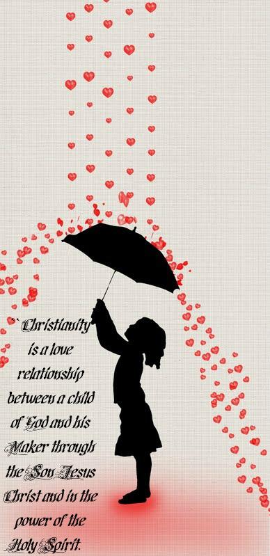 Christentum ist eine Liebesbeziehung