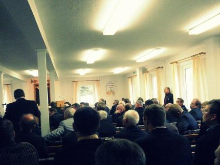 Brüderkonferenz 2013