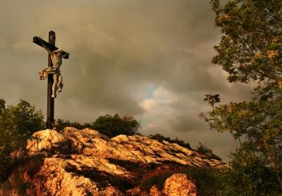 Wer war am Kreuz dabei?