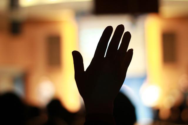 Mit übler Absicht beten - aus Selbstsucht