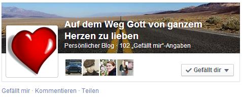 LGVGH auf Facebook