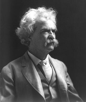Mark Twain wundert sich über die Juden