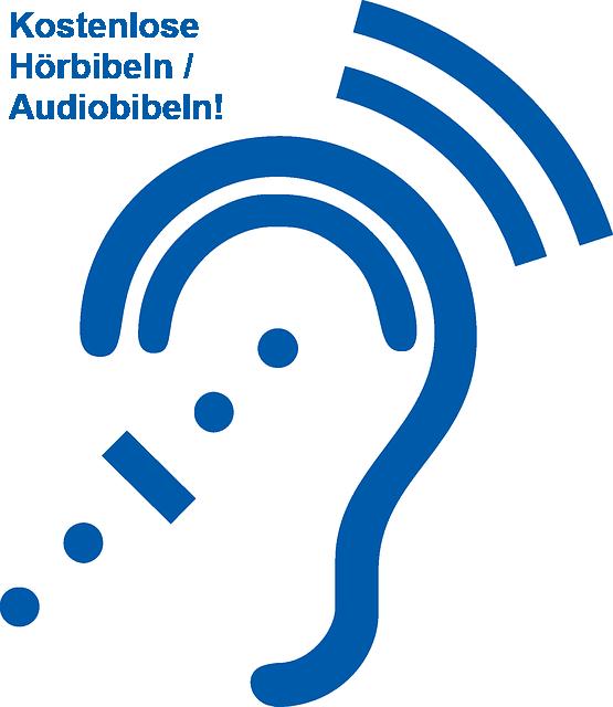 Kostenlose Hörbibeln / Audiobibeln
