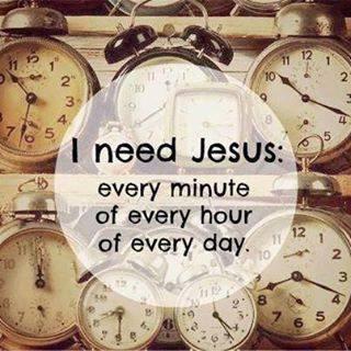 Ich brauche Jesus