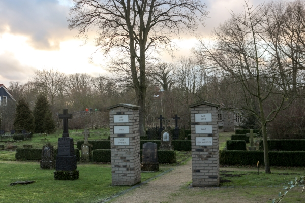 Friedhof in Meinersen