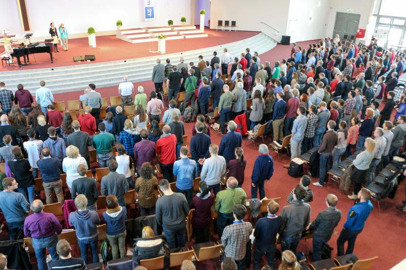 Besucher Evangelium21