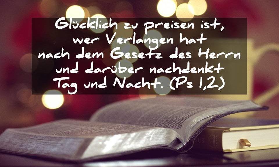 Whatsapp-Gruppe zum Auswendiglernen von Bibelversen -